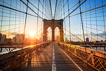 3d tapeta Brooklyn Bridge 29390 - vodolepiaca