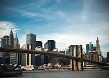 Brooklyn Bridge - fototapeta FM0574