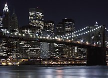 Brooklyn Bridge, New York - fototapeta FM0058