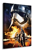 Obraz na stenu Star Wars Episode VII (Captain Phasma Art) WDC99352