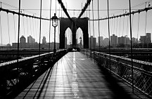 Tapeta Brooklyn Bridge 29147 - vodolepiaca