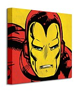 Marvel Comics (Iron Man Closeup) - Obraz WDC95453