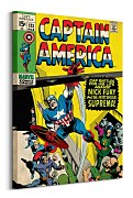 Marvel Comics (Captain America Suprema) - Obraz WDC99220