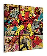 Marvel comics (Iron Man) - Obraz wdc98145