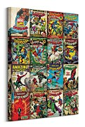 Marvel Spider Man Covers - Obraz WDC99219