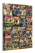 Marvel Thor Covers - Obraz WDC99218