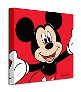 Mickey Mouse (Red) - Obraz WDC95195