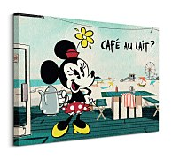 Mickey Shorts (Cafe Au Lait) - Obraz WDC90894