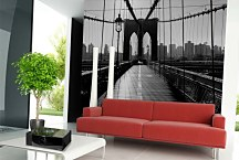 Tapeta Brooklyn Bridge 29147 - samolepiaca