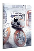 Star Wars: The Last Jedi (BB-8 Peek) - obraz WDC100180