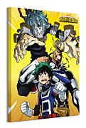 My Hero Academia An Enemy Threat - obraz WDC100395