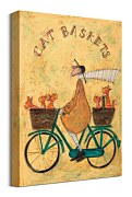 Cat Baskets - obraz Sam Toft WDC92798