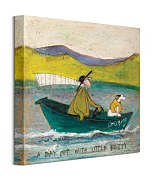 A Day out with Little Betty - obraz Sam Toft WDC95840