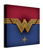Obraz Marvel - Wonder Woman Emblem WDC95912