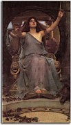Obraz John William Waterhouse - Circe offering the Cup to Ulysses zs10396