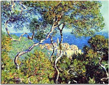 Bordighera Reprodukcia Claude Monet zs17709