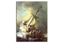 Reprodukcia Rembrandt - Christ in the Storm zs18037