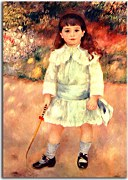 Child with a Whip Obraz  Renoir zs18078